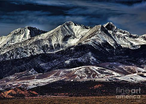 Jon Burch Photography - Mount Blanca
