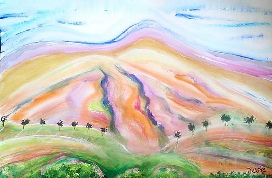 Mount Diablo by Carol Duarte