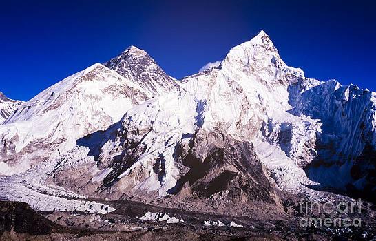 Tim Hester - Mount Everest