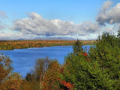 Gene Cyr - Mount Katahdin Autumn 18