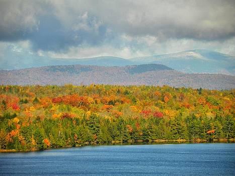 Gene Cyr - Mount Katahdin Autumn 19
