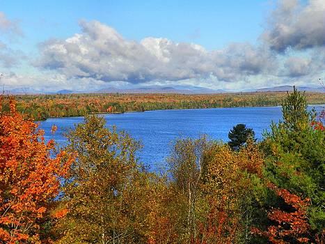 Gene Cyr - Mount Katahdin Autumn 20