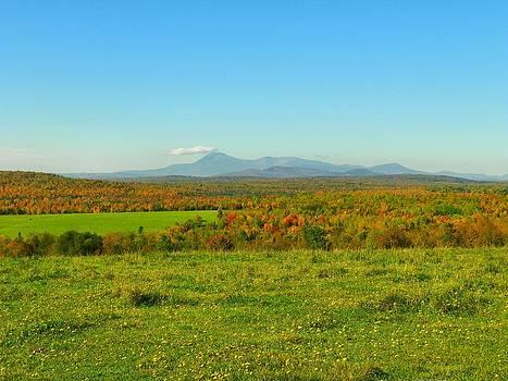 Gene Cyr - Mount Katahdin Autumn 3
