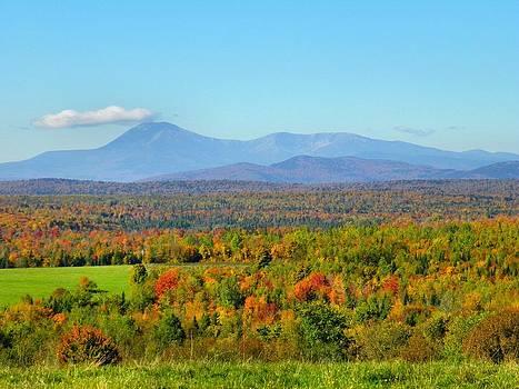 Gene Cyr - Mount Katahdin Autumn 4