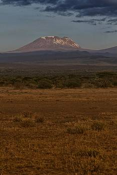 Mount Kilimanjaro by Joel Lieberman