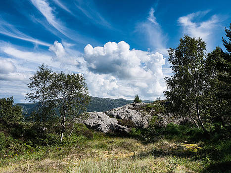Hakon Soreide - Mount Lovstakken