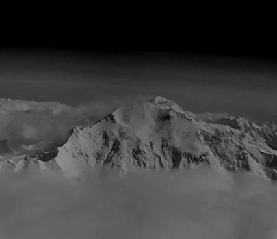 Sandra Pena de Ortiz - Mount McKinley Summit