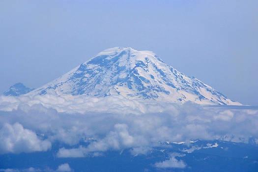 Devinder Sangha - Mount Rainier