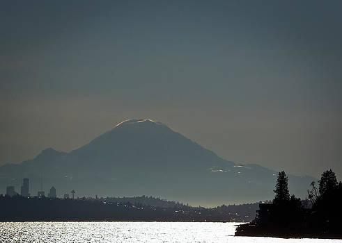 Ronda Broatch - Mount Rainier this Morning