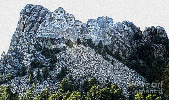 Gregory Dyer - Mount Rushmore - 01