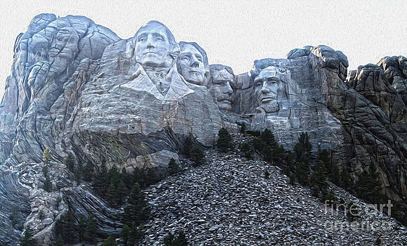 Gregory Dyer - Mount Rushmore - 02