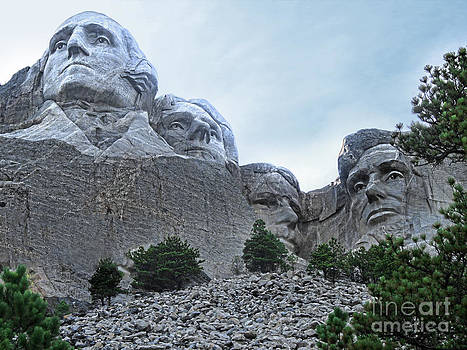 Gregory Dyer - Mount Rushmore - 05