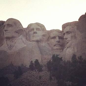 Mount Rushmore by Dan Mason