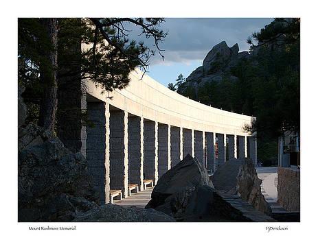 Mount Rushmore Entrance by Patrick Derickson