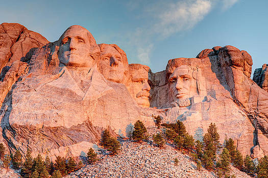 Joshua McDonough - Mount Rushmore National Memorial