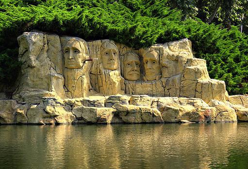 Ricky Barnard - Mount Rushmore