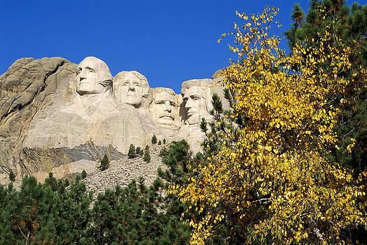 Mount Rushmore by Russ Bishop