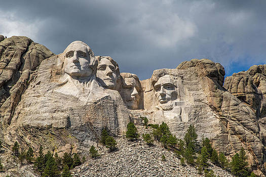 Mount Rushmore by Tyler Olson