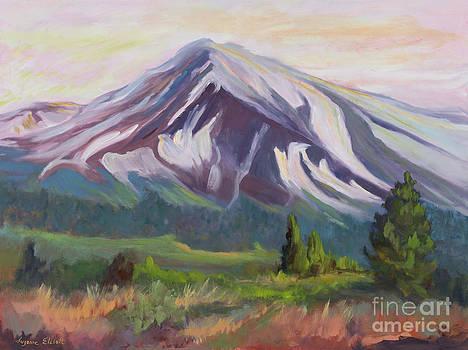 Mount Shasta by Suzanne Elliott