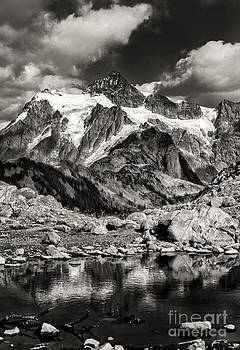 Mount Shuksan Washington State by Tony Gliatta