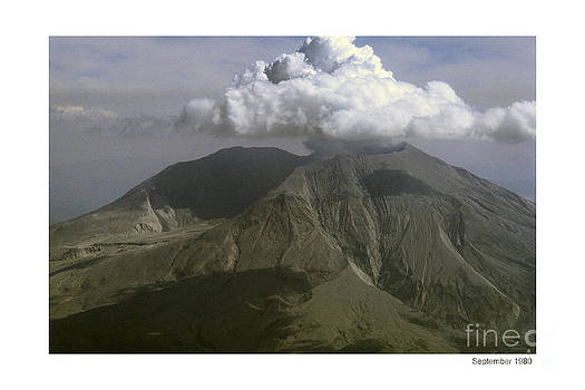 California Views Mr Pat Hathaway Archives - Mount St. Helens volcano Washington 1980