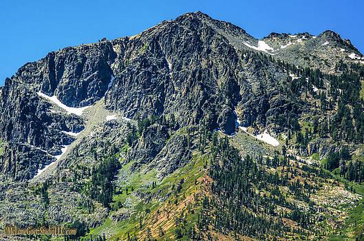 LeeAnn McLaneGoetz McLaneGoetzStudioLLCcom - Mount Tallac Snow Cross