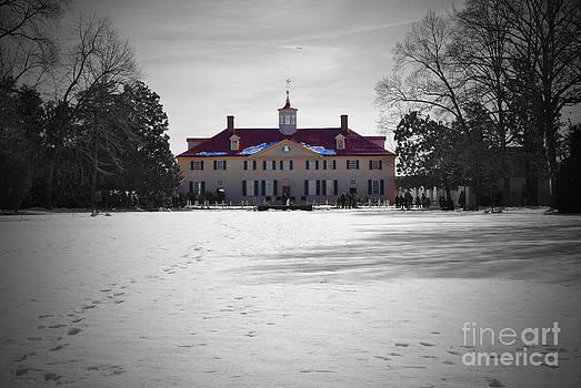 Jost Houk - Mount Vernon Winter