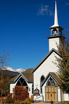 Sherlyn Morefield Gregg - Mountain Chapel