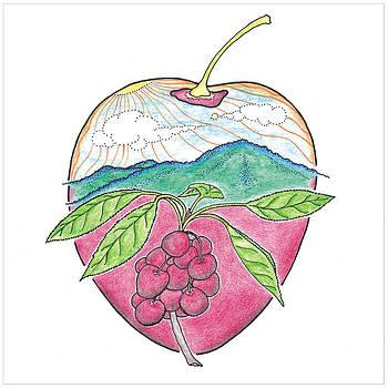 Mountain Cherry by Rob Messick
