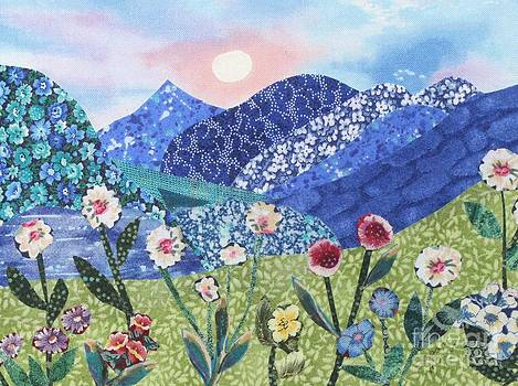 Mountain Flowers by Susan Minier