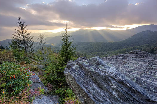 Blue Ridge Mountains by Doug McPherson