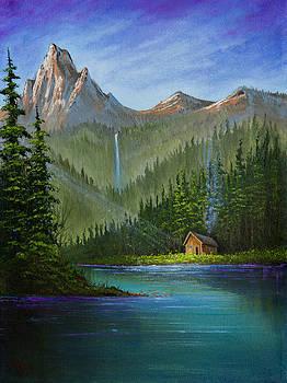 Chris Steele - Mountain Haven