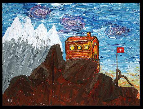 Mountain Heat by Erik Tanghe
