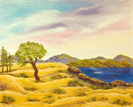 Mountain High by Susan Culver