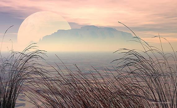 Mountain In The Mist by Mark L Watson
