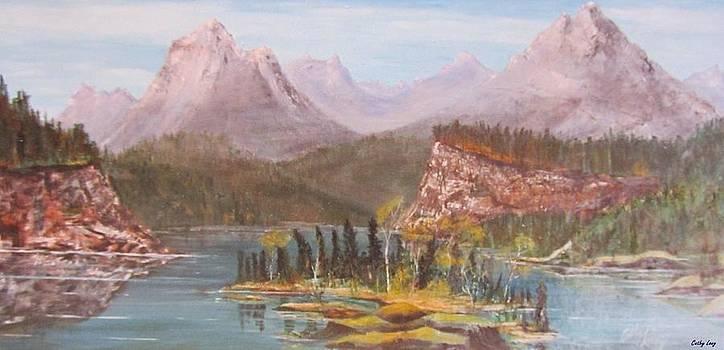 Mountain Island by Cathy Long