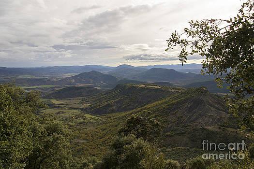 Mountain Landscape Huesca by Stefano Piccini