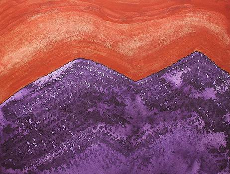 Mountain Majesty original painting by Sol Luckman