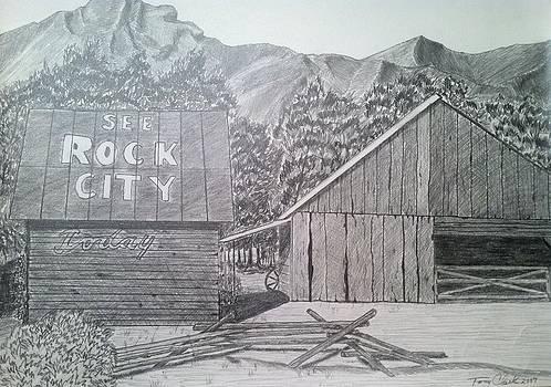 Mountain Memories by Tony Clark