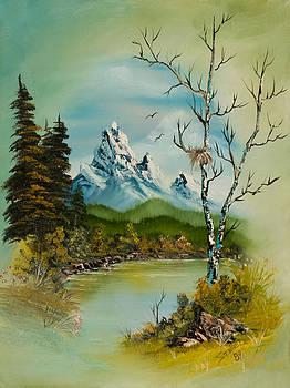 Chris Steele - Lonely Peaks