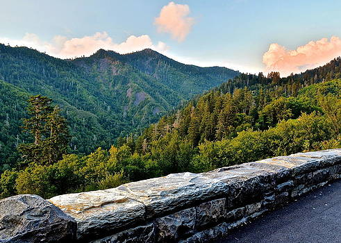 Frozen in Time Fine Art Photography - Mountain Overlook
