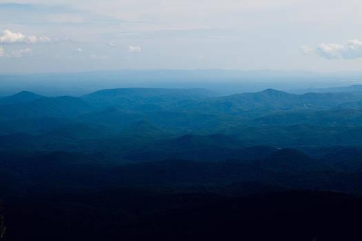 Mountain Peak by Kim Fearheiley