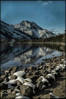 Erika Fawcett - Mountain Reflection