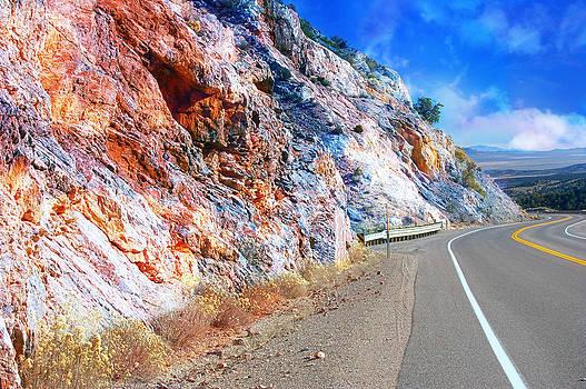 Gunter Nezhoda - Mountain road