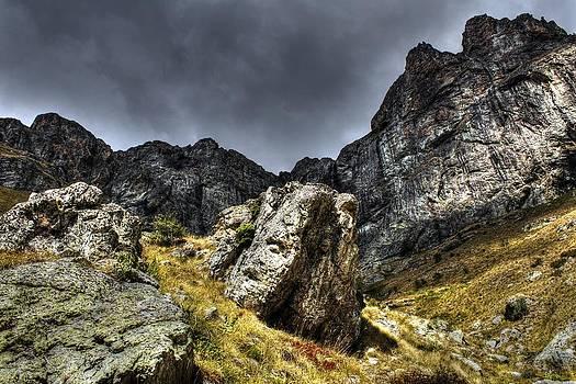 Mountain Rocks by Martin Hristov