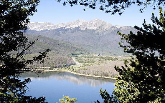 Mountain Scene by Heather Palmer
