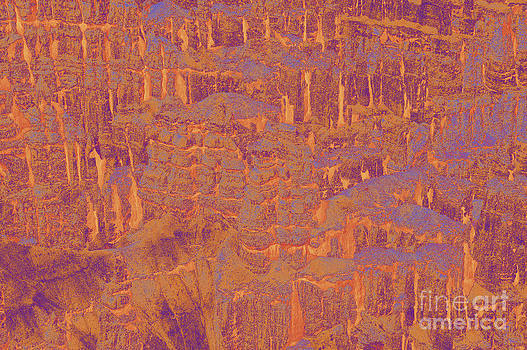 Mae Wertz - Mountain-side Abstract