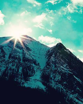 Mountain Starburst by Kim Fearheiley