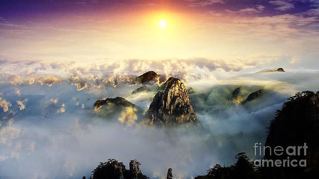 Mountain Top Photography Digital Art by Heinz G Mielke