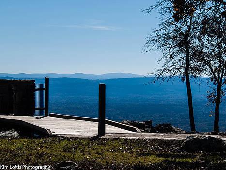 Mountain top view  by Kim Loftis